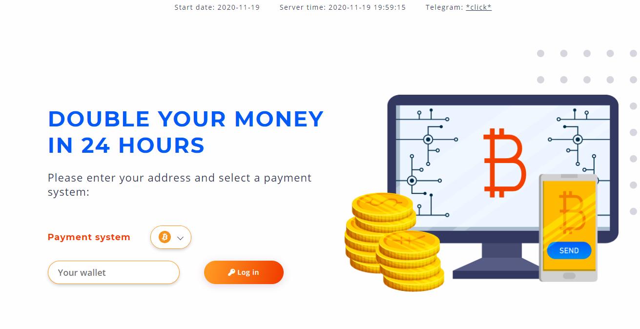 Crypto-practik.co Homepage Image