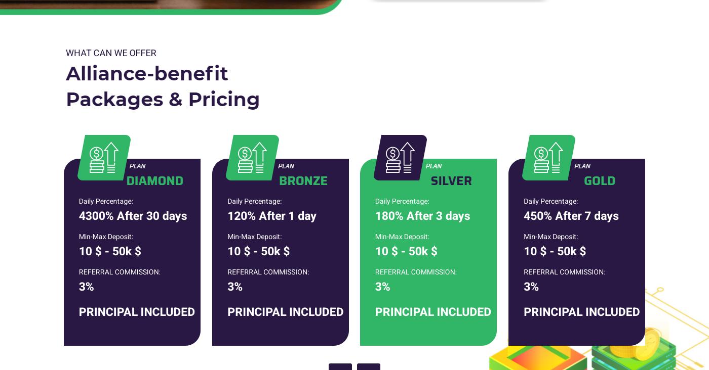 Alliance-benefit.com Homepage Image