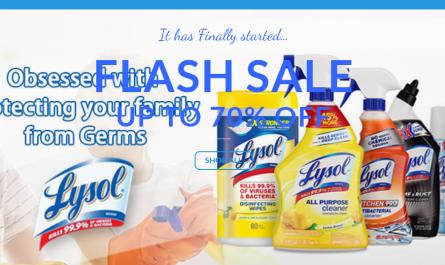 Lysolsoz.com Homepage Image