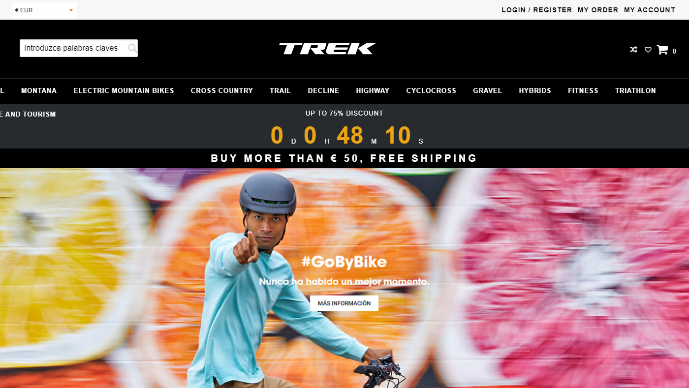 Week.bikecron.com Homepage Image