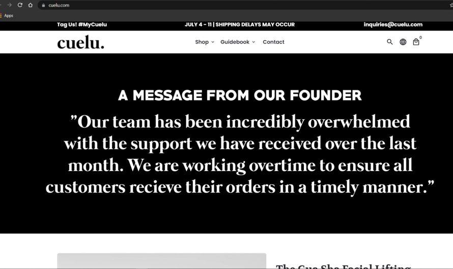 Cuelu.com Review: Legit or Scam Online Store?