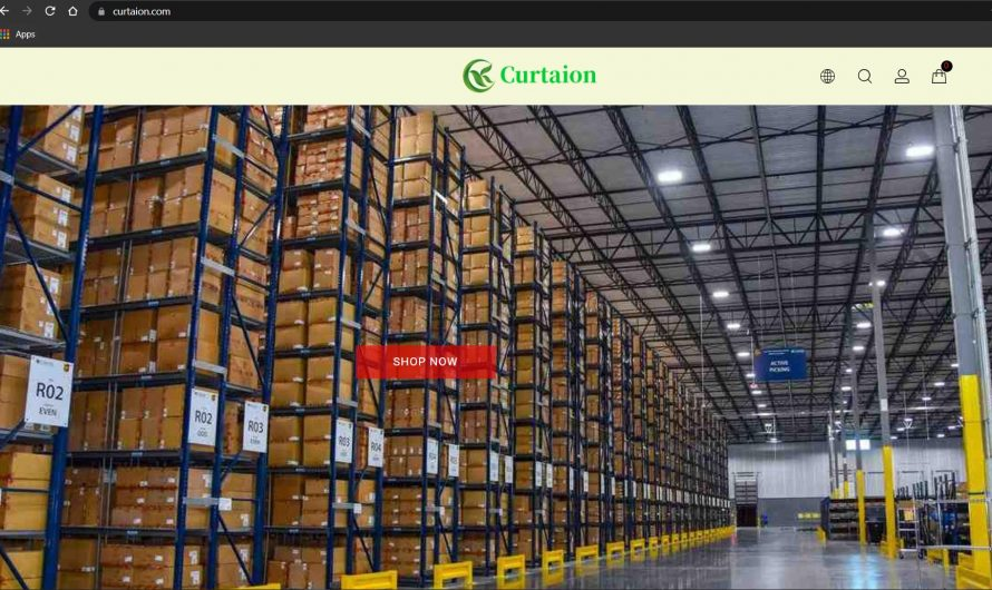 Curtaion Review: Is Curtaion.com a Legit or Scam Online Store?