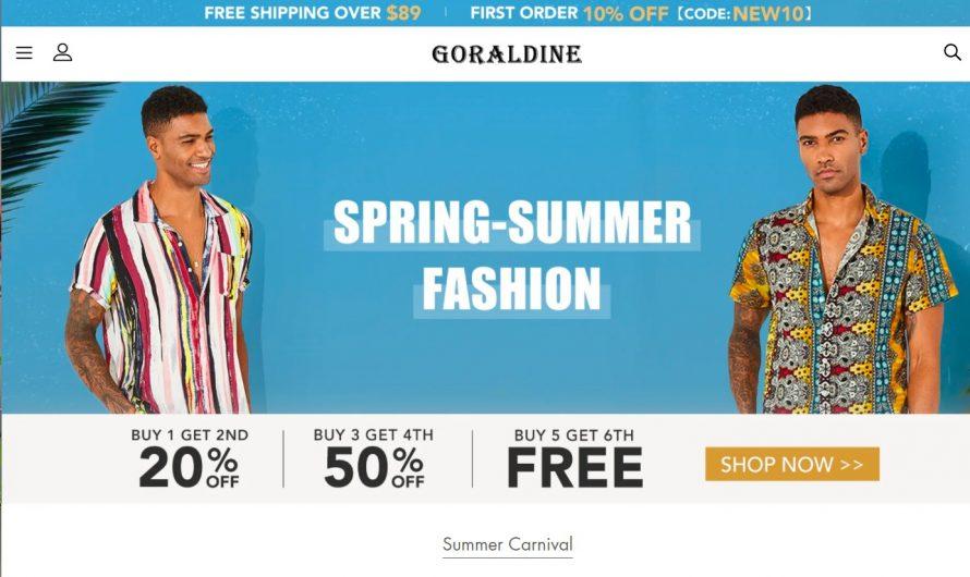 Goraldine.com Review: Legit or Scam Online Store