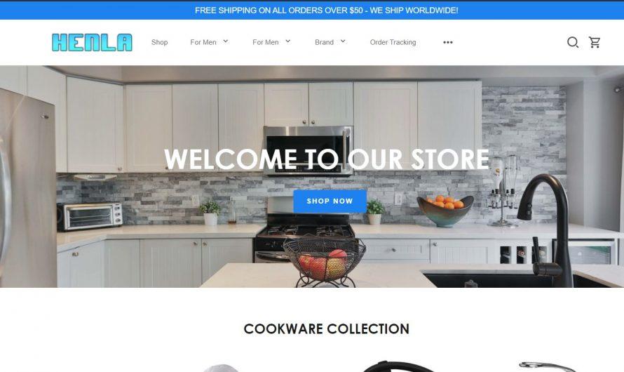HenlaStore Reviews: Henlastore.com, Genuine or Scam Online Store?