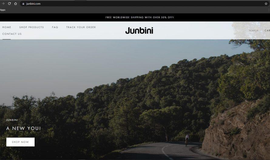 Junbini Reviews: Junbini.com, a Genuine or Scam Online Store?