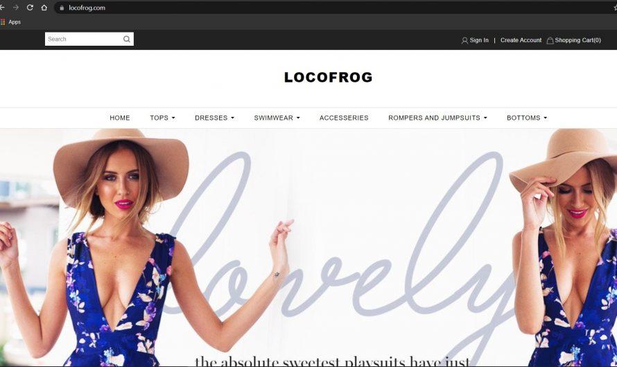 Locofrog Reviews: Legit or Scam Online Store?