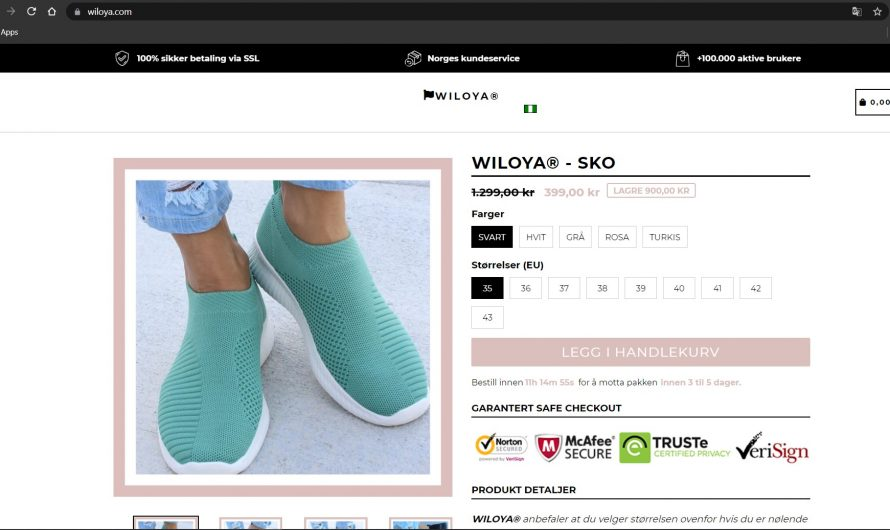Wiloya Review: Is Wiloya.com a Scam or Genuine Online Store?