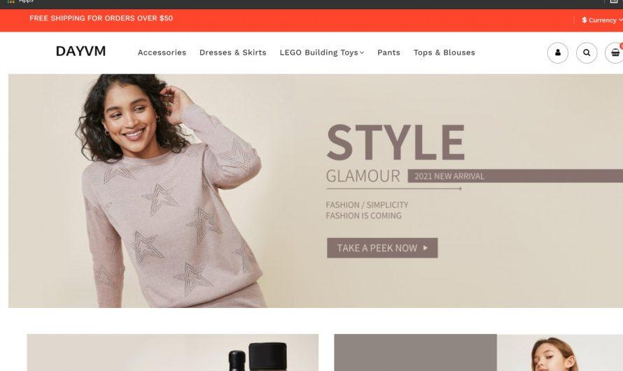 Dayvm.com Review: Scam or Legit Online Store?