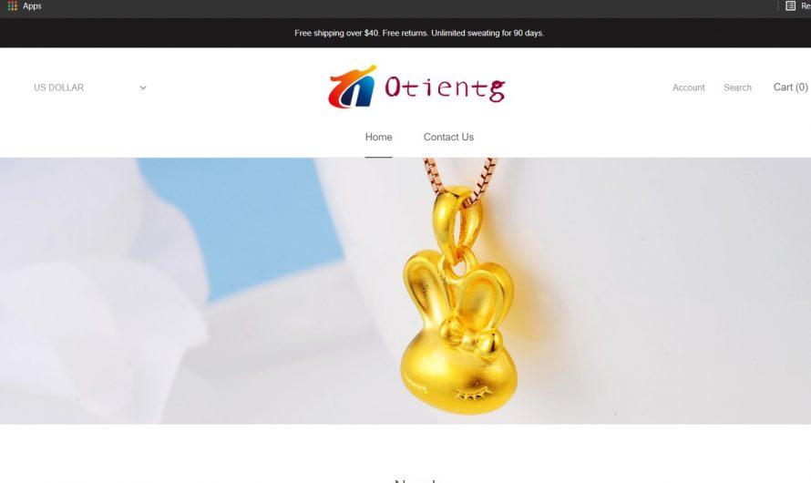 Otientg Review: Is Otientg.com a Scam Online Store?