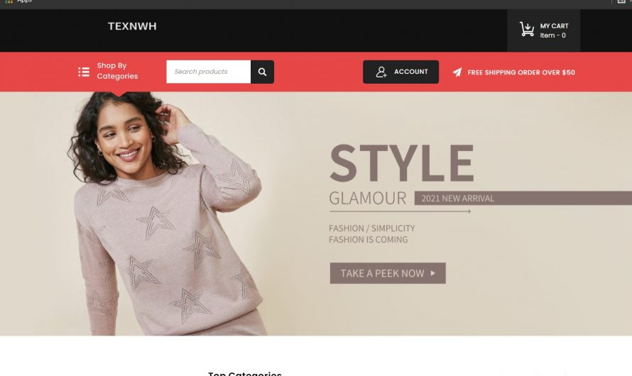 Texnwh.com Review: Scam Online Store Detected?