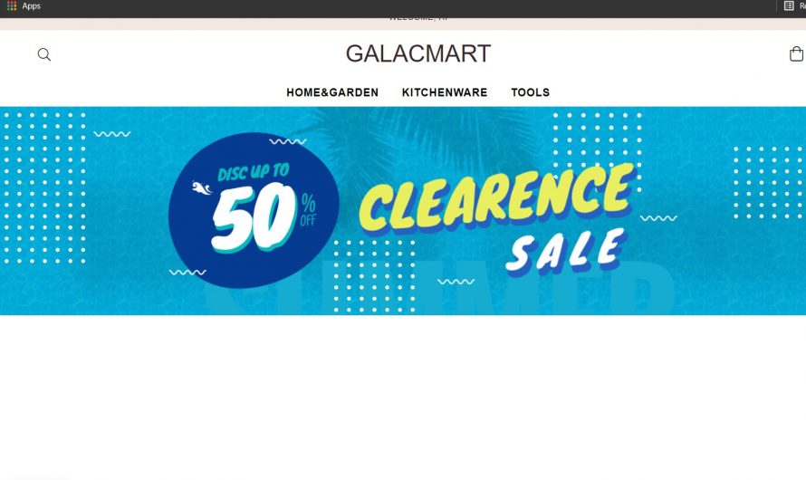 Galacmart Review: Beware of This Scam Online Store?